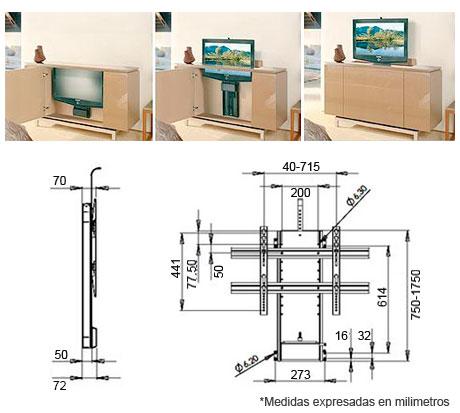 Elevador de muebles
